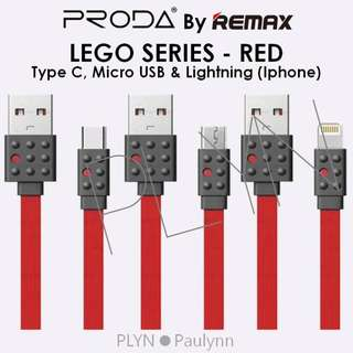 Remax Data Cable Iphone Cable Micro USB Cable Type C Cable