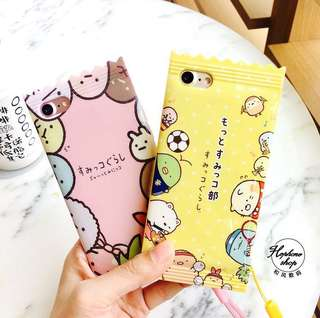 [PO] sumikko gurashi iphone cover