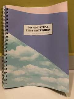 Typo A4 Campus Notebook