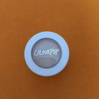 Colourpop super shock shadow in Glow