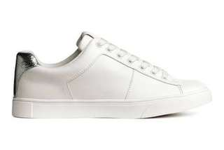 White H&M Sneakers