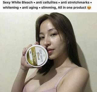 Sexy White Bleach 300g