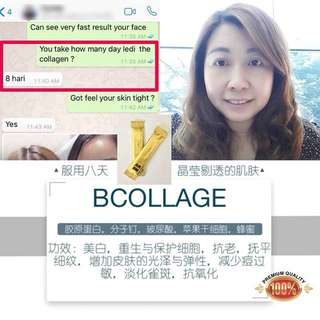 Cheapest collagen in town and Guarantee result in a week