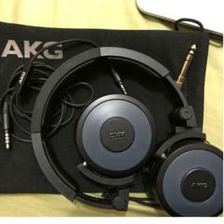 🚚 AKG Y55耳罩式耳機#超取半價