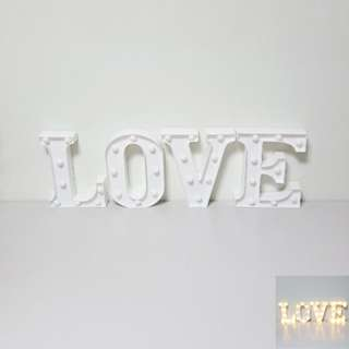 [For Rent] White Love with Light M004