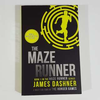 The Maze Runner (Maze Runner Series, #1) by James Dashner