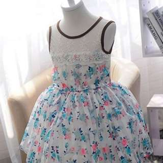 Princess Puff Dress