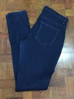 Uniqlo Denim Stretchable Pants