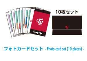[Instock] Twice (Japan) - Candy Pop Release Event Photo Cards