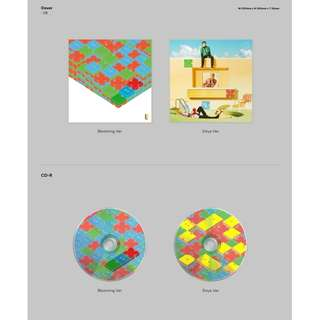 【Korea Buying Service 5/25-6/3】EXO-CBX 2nd Mini Album - Blooming Days
