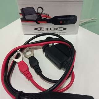 CTek Comfort 12V Battery Indicator