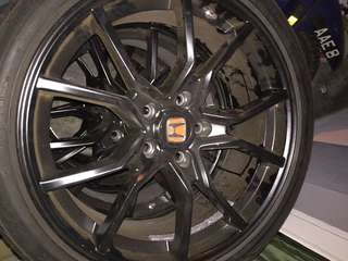 Sport Rim Honda 18'inch for sale