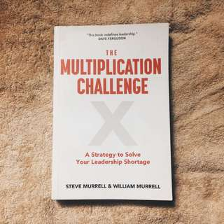 The Multiplication Challenge - Steve Murrell & William Murrell