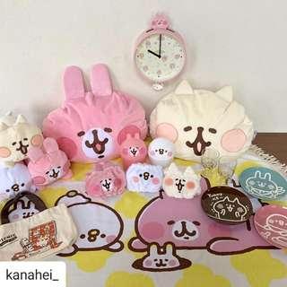 日本7-11限定 kanahei 粉紅兔兔 一番賞