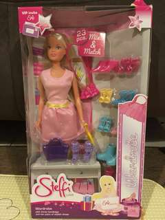 Steffi (Doll set for girls)