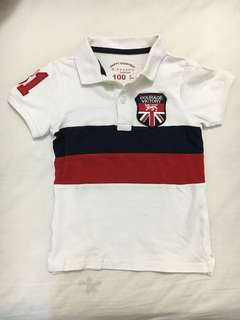 Giordano polo tee for boy