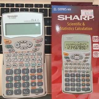 Calculator EL-509WS-WH