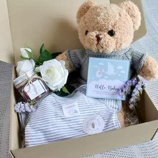 Welcome Baby Gift Set (Wonderbox Malaysia)