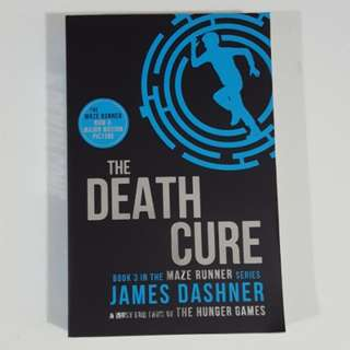 The Death Cure (Maze Runner Series,#3) by James Dashner