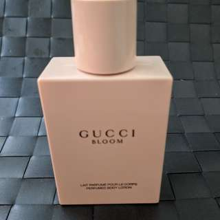全新 Gucci Bloom Perfumed Body Lotion 100ml