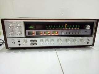Sansui QRX-5500 Amplifier