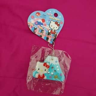 Keychain: gantungan kunci Hello Kitty, Ori Jepang