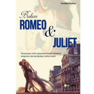 Ebook Bukan Romeo & Juliet - Christina Evelina