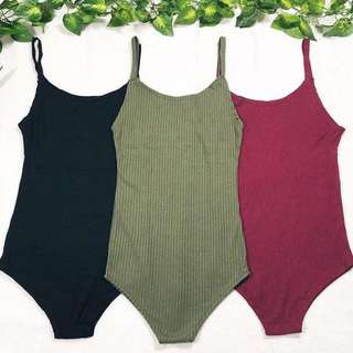 Abi Ribbed Bodysuit