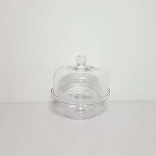 [For Rent] Glasslid Cake Stand M011