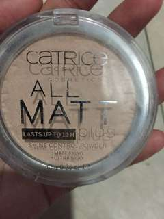 Catrice Compact Powder Shiny
