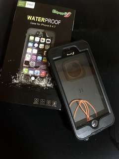 Waterproof Case for IPhone 6 and 7