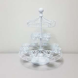 [For Rent] Carousel Cupcake Stand SS026