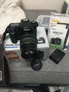 Canon 40D 17-85mm lens