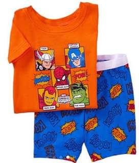 Avangers Pyjamas