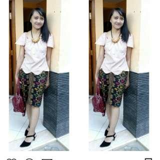 Skirt motif