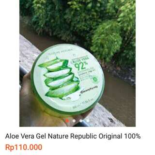 NATURE REPUBLIK ALOE VERA GEL