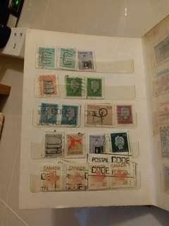郵票 (加拿大)
