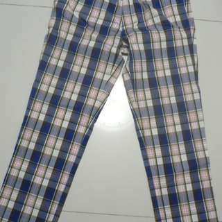 address checkers trousers