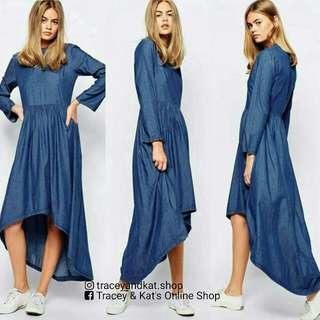 Longback Dress