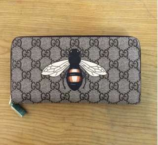 Gucci long Wallet high quality ( unisex)