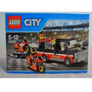 Lego City 60084 - Racing Bike Transporter