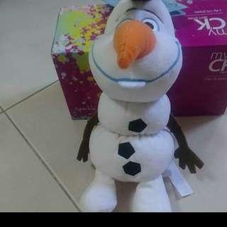 Frozen Olaf Pencil Case