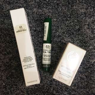 The Body Shop Skincare Bundle