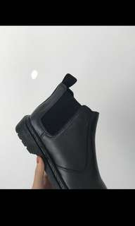 ITEM 54.  Chelsea boots