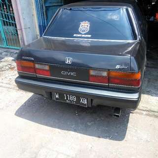 Civic Wonder 86