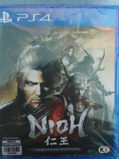 Nioh Complete Edition (New)