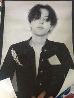 G - Dragon Poster