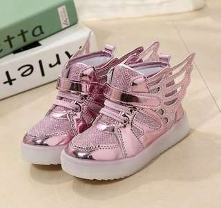 Led kids shoes