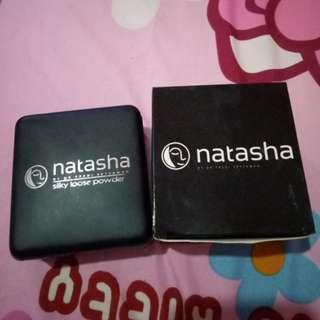 Natasha Silky Loose Powder