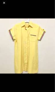Dress kuning yellown